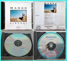 CD MANGO - SIRTAKI - FONIT CETRA CDL 257