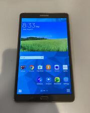 Samsung Galaxy Tab S SM-T700 16GB, Wi-Fi, 8.4in - Titanium Bronze