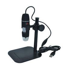 Digital USB Microscope 50X~500X Electronic Microscope 5MP USB 8 LED Digital Q4G4