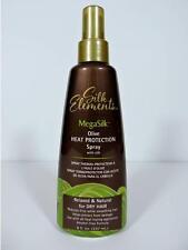 Silk Elements MEGASILK Olive Heat Protection Spray NEW for Hair (8oz 237ml)