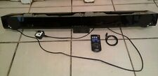 Yamaha Soundbar YAS-101 in very good working order. Remote and lead included.