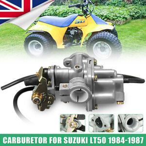 Carburetor Carb Carburetter For Suzuki LT50 LTa LT 50 Quad ATV 1984-1987