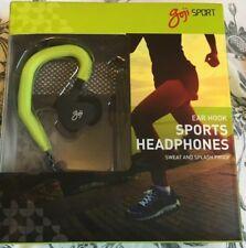 Goji Ear Hook Sports Headphones Sweat proof