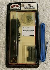 Vintage HO Scale Atlas Left Remote Switch Machine #52 Wire New Old Stock