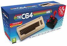 The Commodore 64 C64 Mini Console 2 USB Ports Joystick 7 Years
