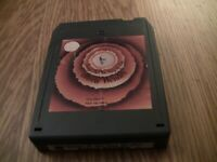 SONGS IN THE KEY OF LIFE by STEVIE WONDER - 8-TRACK TAPE