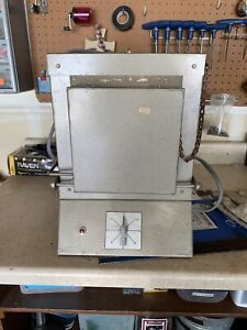 SWEST F6 Burnout FURNACE AND Thermometer For Jewelry Dental Etc