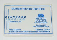 MULTIPLE PINHOLE TEST TOOL (price reduced)