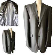 "DANIEL HECHTER Mens Gents Tailored Suit Jacket Organic Wool Smart Sz 40 P2P 42"""