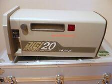 Demo Fujinon Ah20x8 BESM-D18R DIGI Studio B4 zoom lens for Sony PDW/PMW/HDC