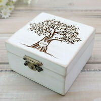 Personalized Wedding Ring Box Proposal Box Rustic Ring Box Engagement Holder