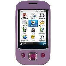 Amzer Purple Snap on Hard Case for T-Mobile Tap