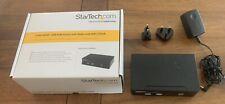StarTech.com  (SV231HDMIUA) 2-Ports External KVM / audio / USB switch