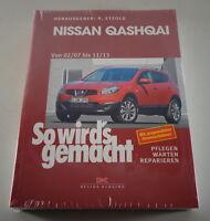 Reparaturanleitung So wird´s gemacht Nissan Qashqai J10 von 02/07 - 11/13