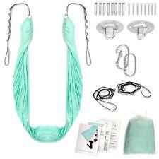 Aerial Yoga Hammock Swing Mounting Kit, Quality Silk, Home Anti-Gravity Fitness