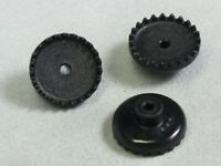 Viper Pro-Trax™ Crown Gear Lot of 3 - 23 Tooth  Viper, Tomy, BSRT, Wizzard, Tyco