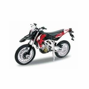 Welly Aprilia RXV 450 motorbike 1:18  UK Seller