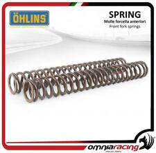 Ohlins set avant ressorts fourche poids 70kg Ducati Multistrada 1200S 2010>2012
