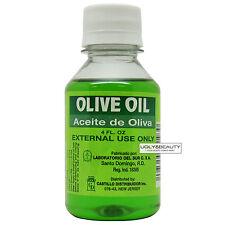 Olive Oil Aceite de Oliva 4 Fl. Oz.