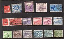 Pakistán Valores del año 1956-61 (DM-628)