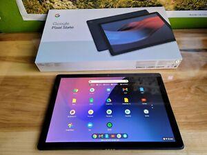 """Google Pixel Slate 12.3"""" (64GB, Intel Core m3 8th Gen, 8GB) Tablet/Laptop..."""