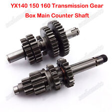 Transmission Gear Box Main Counter Shaft For YX 140cc 150cc 160cc Pit Dirt Bike