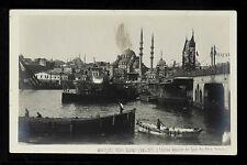 TURKEY 02-ISTAMBUL -Mosquée Yéni Ojami  (Real Photo (RPPC)