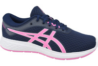 Asics Gel Patriot 11 GS Trainers Asics Girls Womens Running Shoes Fitness Gym
