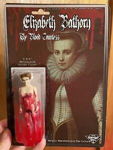 "Elizabeth Bathory, Countess Of Blood, Retro Handmade 3.75"" Action Figure"