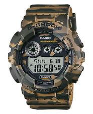 Casio G-Shock Super LED XL Camoflage Brown GD120CM-5