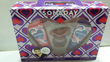 Justin Bieber SOMEDAY Fragrance Parfum Perfume Gift Set Lotion Wash