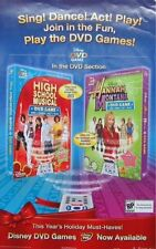 HIGH SCHOOL MUSICAL/ HANNAH MONTANA POSTER (MV14)