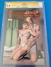 DV8 #1 Nowlan cover - Image - CGC SS 9.6 NM+ - Signed by Humberto Ramos