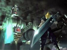 Final Fantasy VII 7 Memory Save LV99 Plus FF's 1,5,6,7,8,9,X,X-2,12, & 13