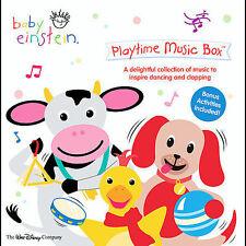 BABY EINSTEIN Playtime Music Box by Baby Einstein brand new sealed CD (2004)