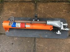 Holmatro Rescue Equipment Ex Fire Brigade Hydraulic Foot Pump And Hose