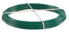 20 mt fune cavo filo plastificato stendibiancheria verde Ø 2,8 mm bucato