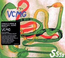 VCMG SSSS CD Digipack 2012 (VINCE CLARKE & MARTIN L. GORE) DEPECHE MODE