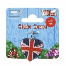 Me to You Tatty Puppy ACCESSORI-Union Jack Charm