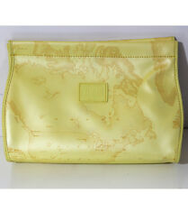 Beauty Case Pochette Prima Classe Alviero Martini giallo originale borsello
