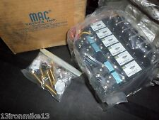 NEW MAC 92B-BAH-000-DM-DJAP-1DG9 PNEUMATIC VALVE PR92B-KABA-9,DM-DJAP-1DG DL
