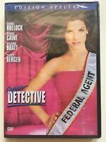 Miss Detective DVD NEUF SOUS BLISTER Sandra Bullock, Michael Caine