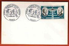 1971- ENVELOPPE 1°JOUR - AVIATION -.D.DAURAT-R.VANIER - - TIMBRE.Yt.PA.46