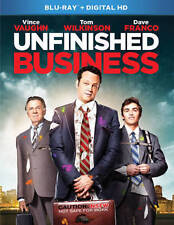 Unfinished Business (Blu-ray Disc, 2015)