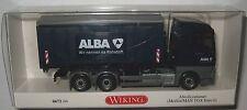 Wiking 067204 MAN TGX Euro 6 3-achs Meiller Abrollcontainer-LKW ALBA 1:87 HO