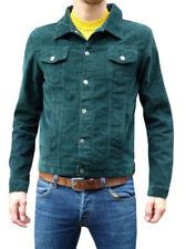 Cappotti e giacche da uomo verde con colletto taglia M