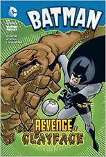 The Revenge of Clayface (Batman Chapter Books), Stevens, Eric, New Book