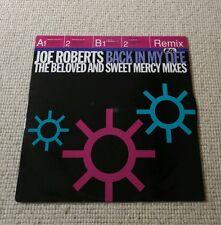 Joe Roberts - Back In My Life, 12in UK Vinyl, Beloved mixes, FFRR