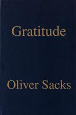 Gratitude ** Oliver Sacks **face à la fin de vie**10.2016**apprendre à mourir