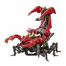 Zoids Mega Battlers Needle - Scorpion -Type Buildable Beast Figure, Wind-Up